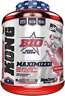 BIG Kong Gainer Proteína - 3000 gr