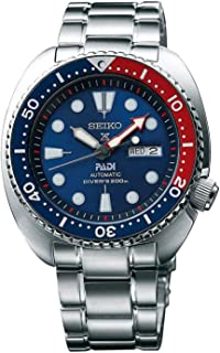 Seiko Men's SRPA21 Prospex X Padi Analog Hand and automatic, Silver