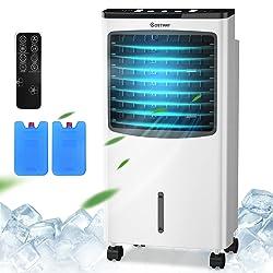 Costway Evaporative Cooler with Remote Control