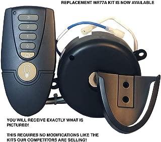 Replacement MR77A Hampton Bay/Home Decorators Collection Ceiling Fan Kit