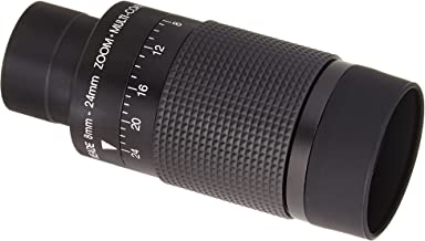 Meade Instruments 07199-2 Series 4000 8 to 24-Millimeter 1.25-Inch Zoom Eyepiece
