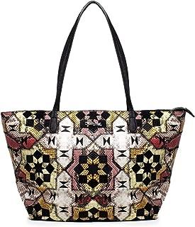 Luxury Fashion   Desigual Womens 19WAXPCJMULTI Multicolor Tote   Fall Winter 19