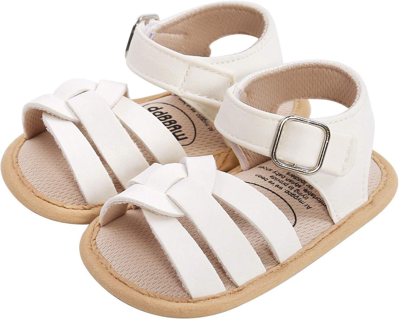 0-12M Baby Boys Girls 2021 Fashion Cheap super special price Soft Sol Rubber Non-Slip Sandals