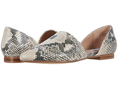 Steve Madden Talent Flat (Tan Snake) Women