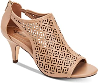 Style & Co. Womens Hyrine Peep Toe D-Orsay Pumps US