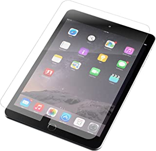 ZAGG InvisibleShield - Tempered Glass Screen Protector Made for Apple iPad Mini 4 and iPad Mini 5 - Clear