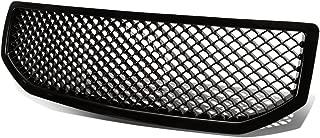 For Dodge Caliber ABS Plastic Sport Mesh Front Grille (Black) - PM MK