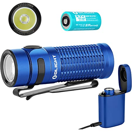 Work Blue Repair EDC Flashlight for Inspection Limited Edition ...