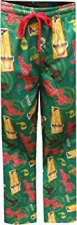 Merchandising Men's A Christmas Story Leg Lamp Modern Flannel Lounge Pant
