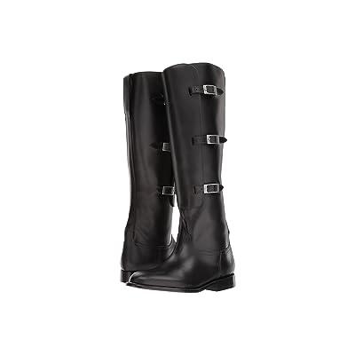 Lucchese Bruna (Black) Cowboy Boots