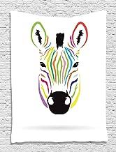 Best zebra head cartoon Reviews