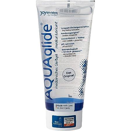 Joydivision Aquaglide Original Gleitmittel 3x 200 Ml