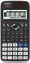 Casio ClassWiz - Calculadora científica (552 funciones, 9 variables), negro