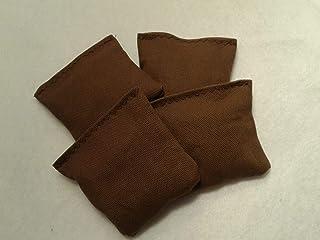 2 Bean Bag Toss Mini Cornhole Hot Pink Replacement bags Set of 4