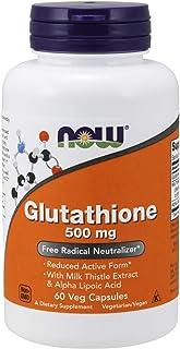 Now Foods Glutatión con extracto
