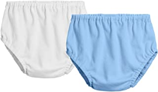 City Threads Girls' & Boys' Cotton Basic Diaper Covers...