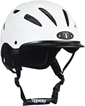 Tipperary Sportage 8500 Riding Helmet MD White