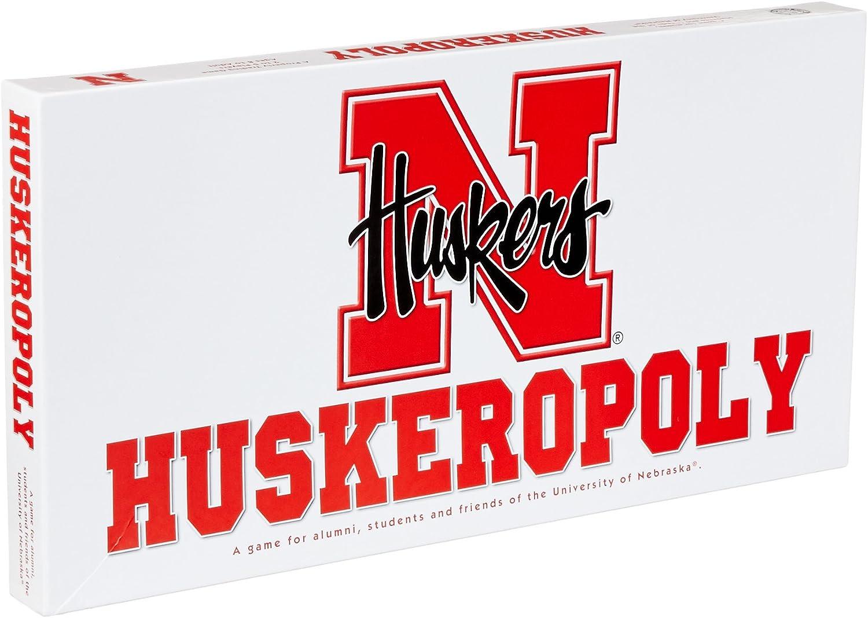 Late for the Sky University of Nebraska Huskeropoly
