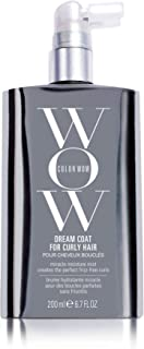COLOR WOW Dream Coat for Curly Hair, Miracle Moisture Mist