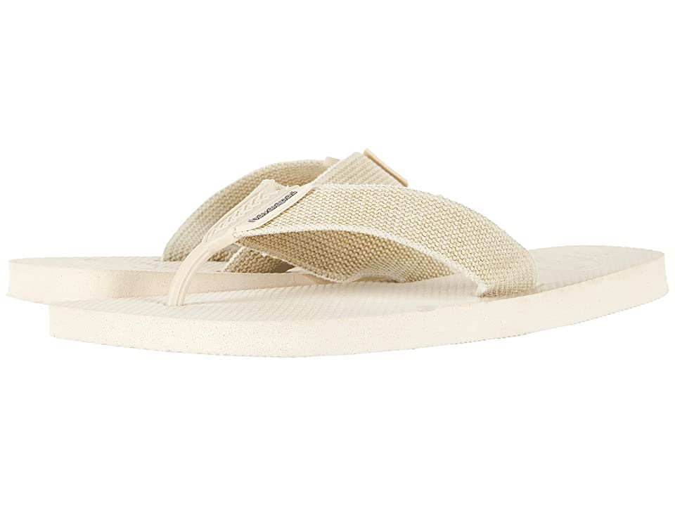 Havaianas Urban Basic Flip Flops (Beige/Beige) Men