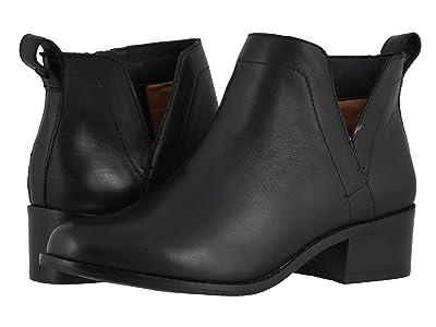VIONIC Clara (Black Leather) Women