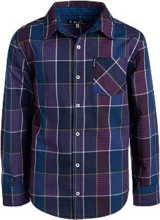 Boys Long Sleeve Button Down Shirt