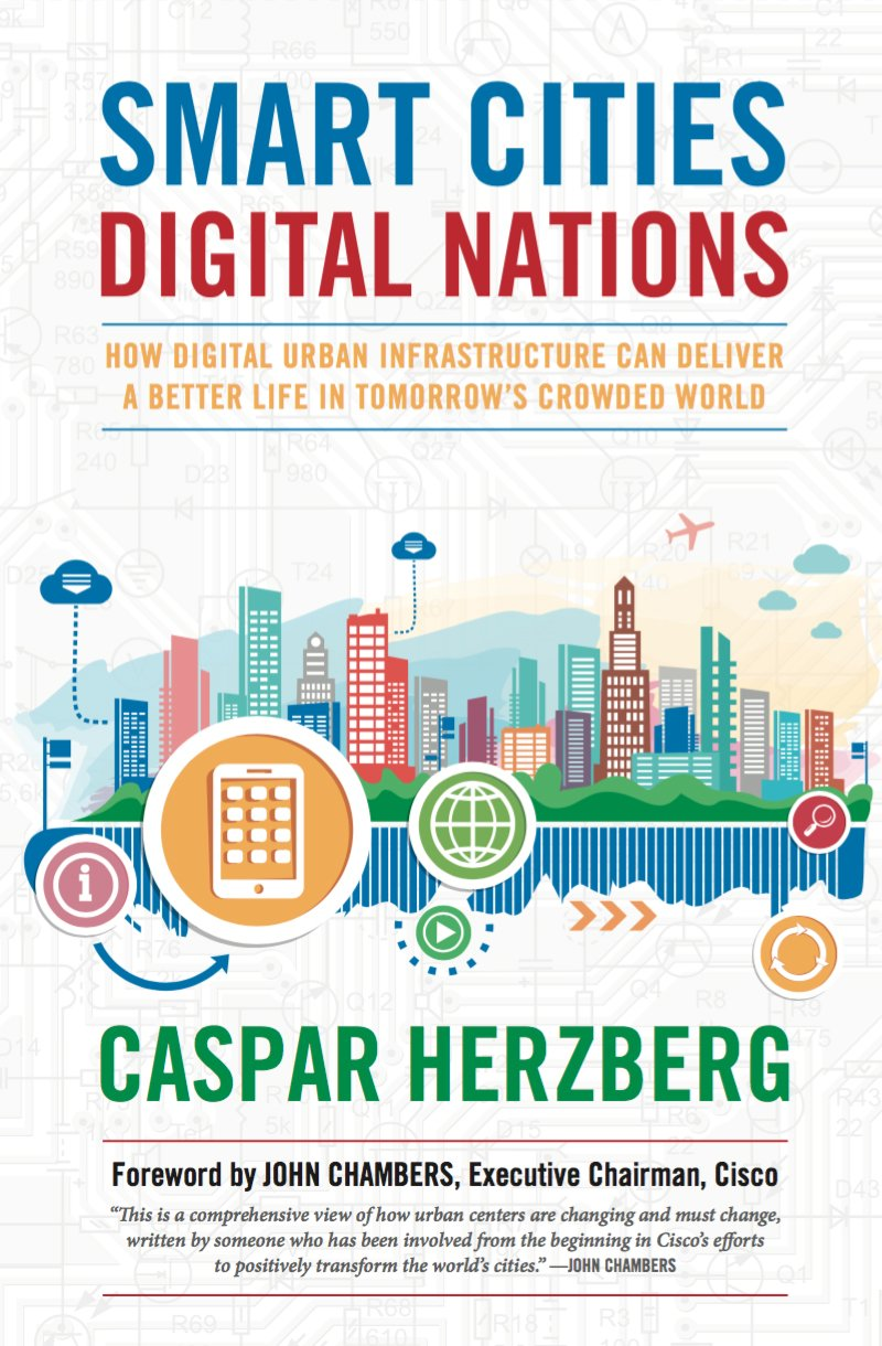 Image OfSmart Cities, Digital Nations: Building Smart Cities In Emerging Countries And Beyond (English Edition)