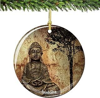 Best buddha christmas ornaments Reviews