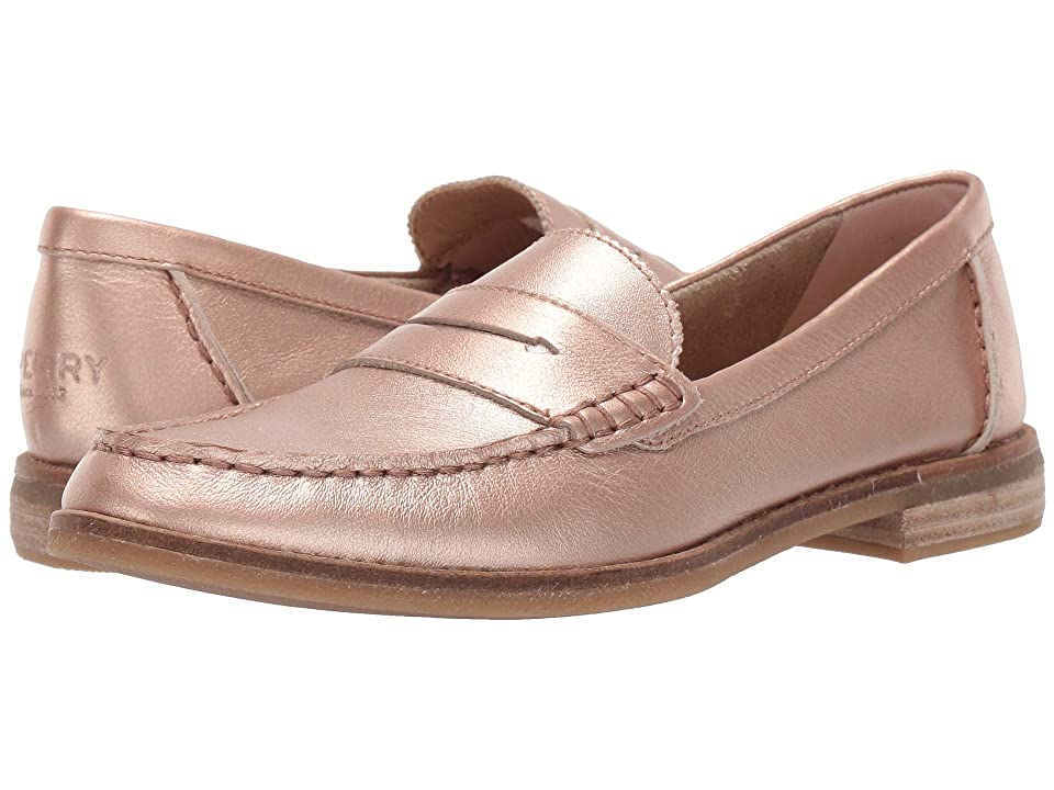 Sperry Seaport Penny (Rose Gold) Women