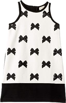 Bow Tie Dress (Toddler/Little Kids)