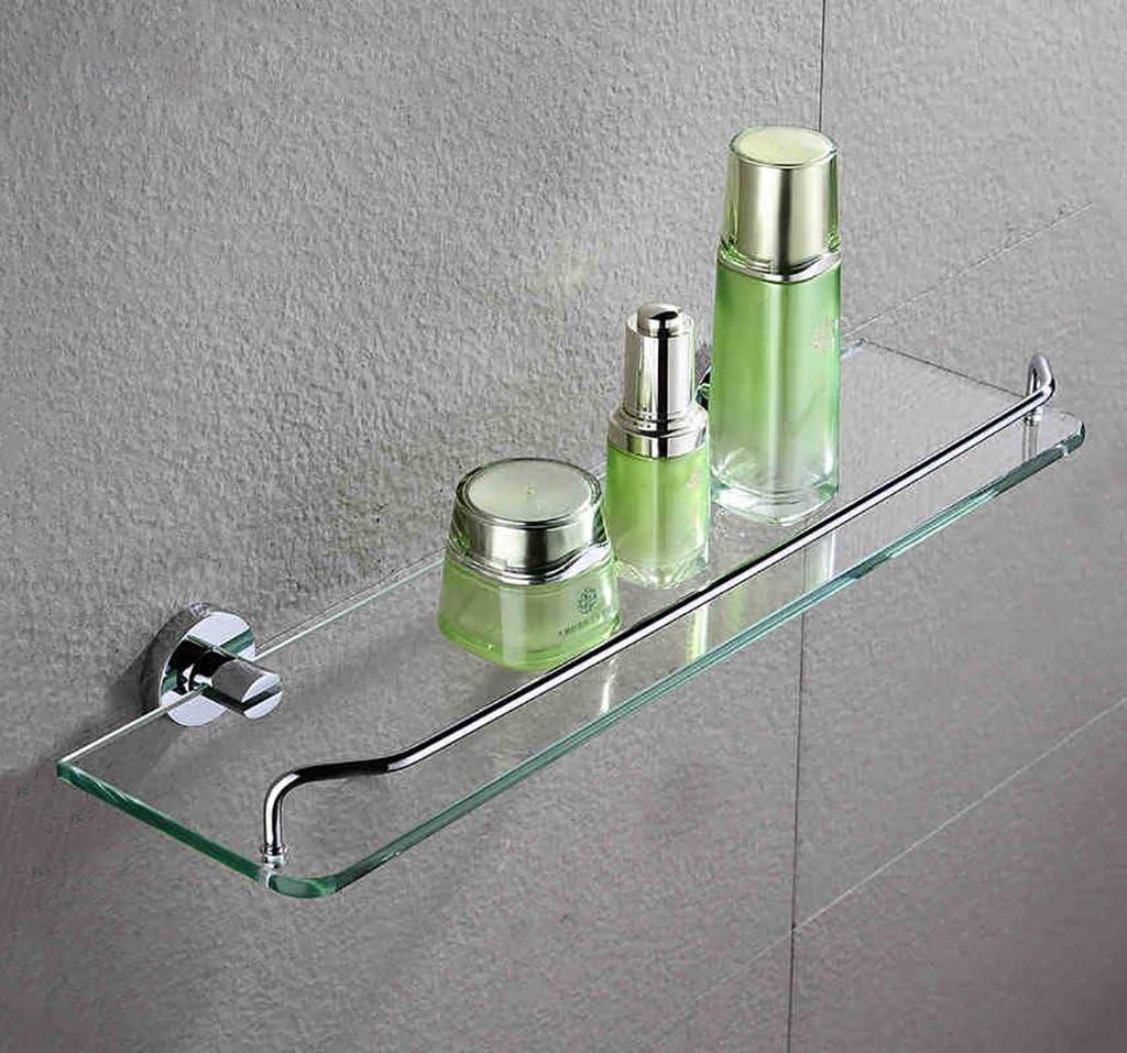 Bathroom Rack YSJ Badezimmer glasregal Bad Regal/Glas Regal Wand ...
