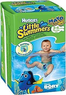 comprar comparacion HUGGIES Little Swimmers T3-4 X12