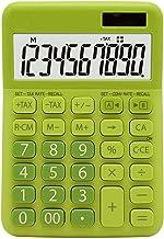 $31 » WXIANG Calculator Desktop Study Scientific Calculators Dual Power Desktop Solar Calculator Business Office Supplies Button...