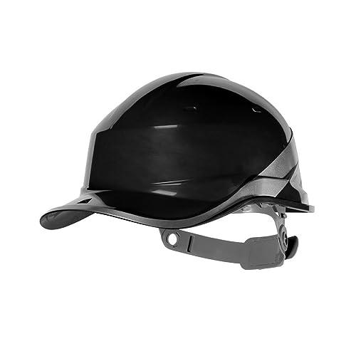 Delta plus - Casco de Trabajo de Seguridad Alta Visibilidad diseño Gorra de béisbol