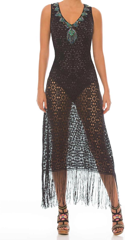 Paradizia Womens Believe Long Dress