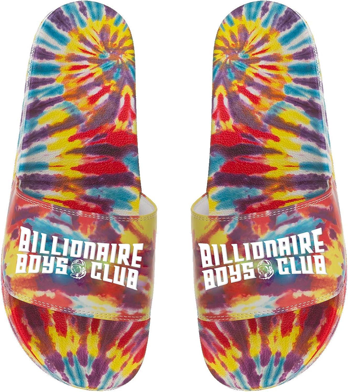 Billionaire Boys Club Men's Space Walk Slides Lightweight Comfortable for Indoor & Outdoor Activity