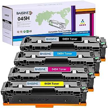 Canon Toner Cartridge 045 Y Gelb Hohe Reichweite Bürobedarf Schreibwaren