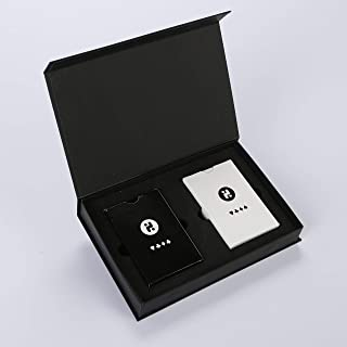 Premium Luxury H2 Games Playing cards - plastic cards - Poker 2 packs - ورق لعبة جودة عالية جداً من اتش ٢ قيمز- اوراق بلاس...