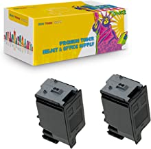 New York TonerTM New Compatible 2 PackMX-C30NTB High Yield Toner for Sharp - MX C250, C300P, C300W, C301W - Black