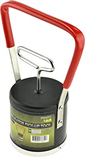 SE 16-lb. Magnetic Separator Pick-Up Tool with Quick Release
