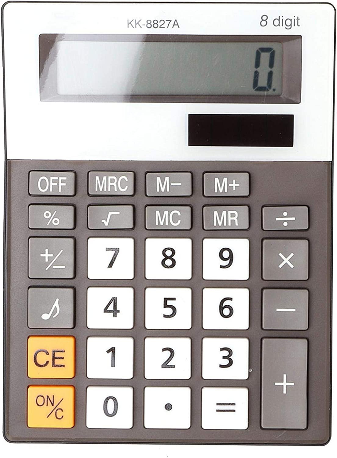 Chiwe Cheap mail order specialty store Plastic Durable Max 41% OFF Business Digits 8 Calculator