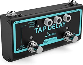 Donner Tap Delay Guitar Delay Effect Pedal