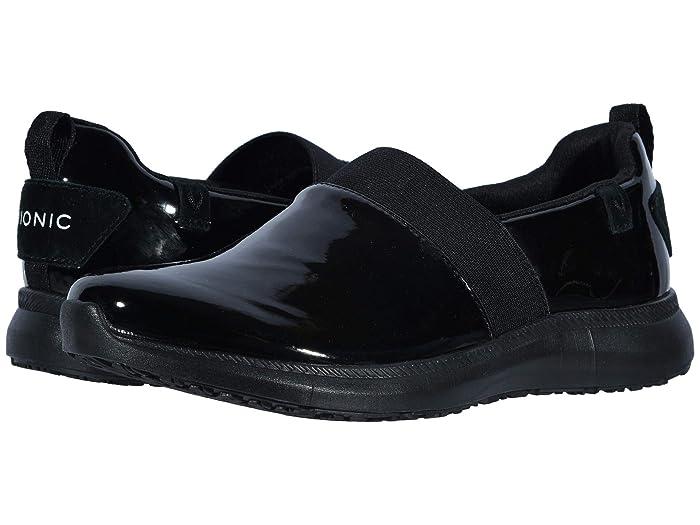 VIONIC  Fiona (Black Patent) Womens Shoes