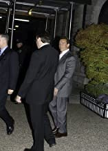 Posterazzi Poster Print Collection Arnold Schwarzenegger Leaving Mayor Michael Bloomberg's House in New York City Photo, (8 x 10), Varies