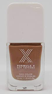 Formula X for Sephora Nail Color, Brilliant (Taupe Shimmer)