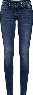 Pepe Jeans Vaqueros Pixie Azul Mujer