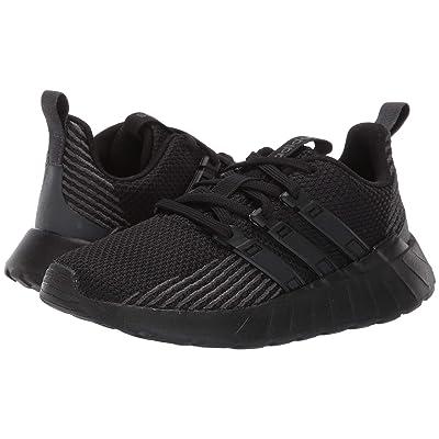 adidas Kids Questar Flow (Little Kid/Big Kid) (Core Black/Core Black/Grey Six) Kid