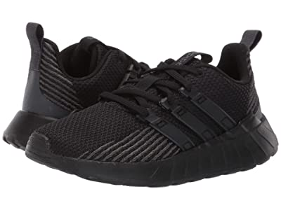adidas Kids Questar Flow (Little Kid/Big Kid) (Core Black/Core Black/Grey Six) Kid