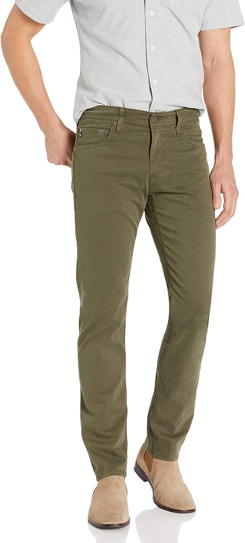 AG Adriano Goldschmied Men's The Tellis Modern Slim Leg Sateen Pant