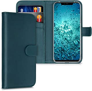 Cover for Huawei MATE20 PRO Leather Mobile Phone case Kickstand Extra-Durable Business Card Holders with Free Waterproof-Bag Illustrious Huawei MATE20 PRO Flip Case